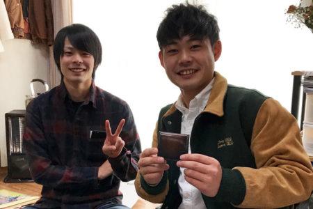 【製作実例】男性陣、終始興奮のプレゼント!