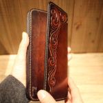 【製作実例】財布に宿る「力」