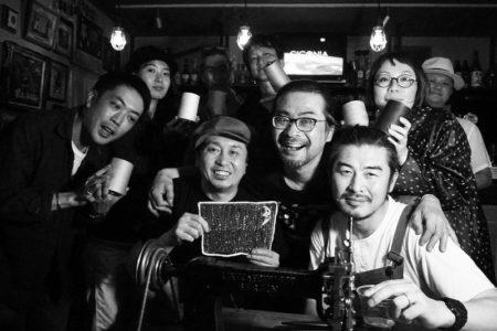 HANDLER中島氏の刺繍ライブblog5話、シェアします