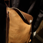 QUATTRO LEATHER shoulder bag[GAUCHO]A