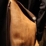 QUATTRO LEATHER shoulder bag[GAUCHO]B
