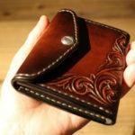 コンパクト財布も自分らしく