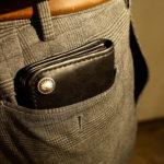 K様のポケットで育つロングウォレット