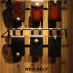 【新作発表】NEW MOBILE CASE & BELT