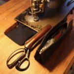 【ご感想】刺繍職人が道具入れとして使ってくれているペンケース